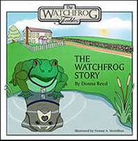 WatchFrog illustrations by Yvonne Vermillion